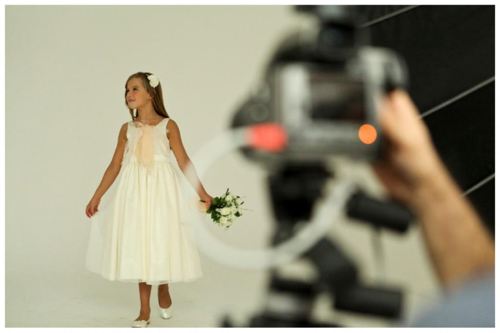 """Little Fairy Photo Shoot Backstage"""